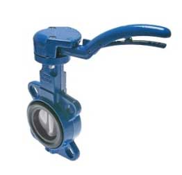 DN300PN10Wafer Butterfly Valve Stainless Steel- Stainless Steel-FKM