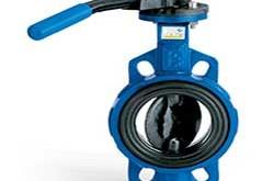 Cast iron Butterfly valve
