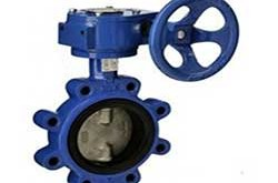 Gear box Butterfly Valve