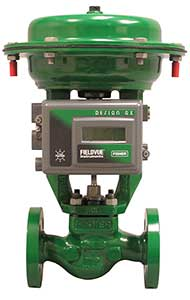 fisher control valves