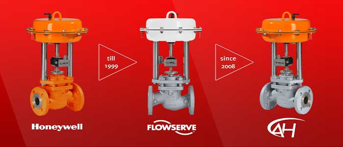 honeywell control valves