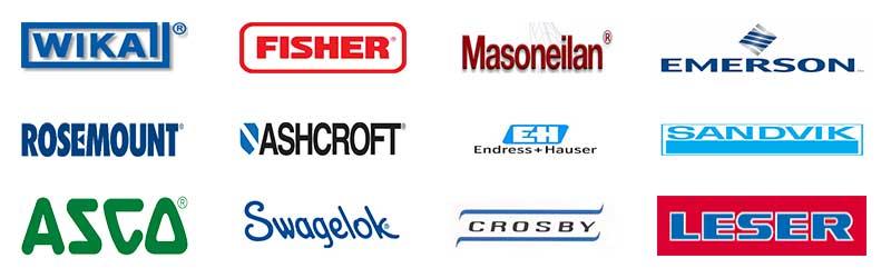 برندها تجهیز صنعت