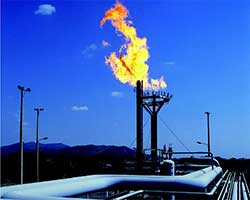 تجهیزات سوخت رسانی گاز
