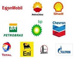 ده شركت برتر نفت جهان