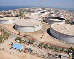 مخازن نفتی چیست