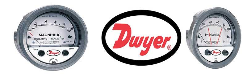 گیج اختلاف فشار Dwyer 2
