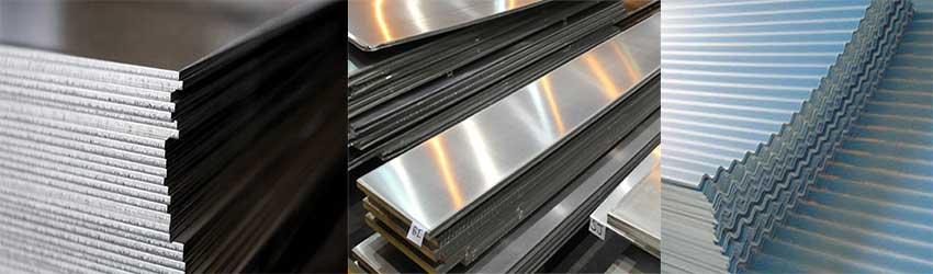 ورق آلومینیوم   لیست قیمت خرید و فروش روزانه انواع ورق آلومینیوم   تجهیز صنعت