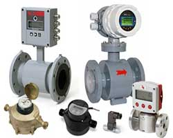 Water Flow Meters