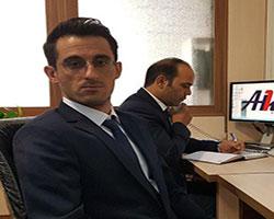 صابر پولادی مدیر فروش