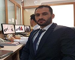 هادی پولادی مدیر فروش