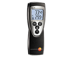 ترمومتر دیجیتالی testo 925