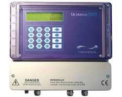 فلومتر التراسونيک ultraflo 2000