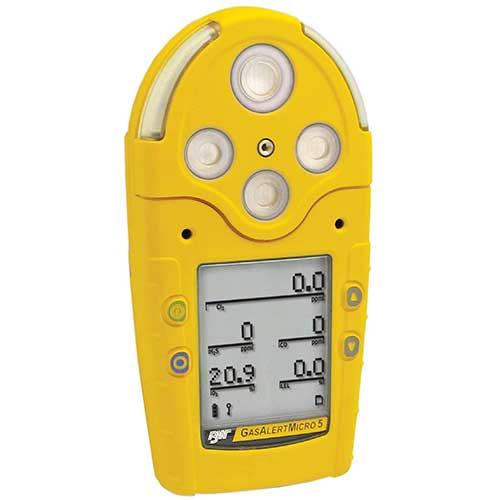 گاز سنج bw gas alert micro 5