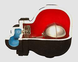 تله بخار فلوتر ترموستاتیکی تیپ FT-10
