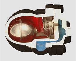 تله بخار فلوتر ترموستاتیکی تیپ FT-14