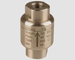 تله بخار ترموستاتیکی خطی تیپ TS-21