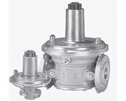 رگلاتور بالانسر فشار گاز کروم شرودر